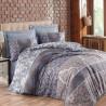 Parure de lit satin de coton SIGER - 2 places - 240x260cm