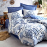 Parure de lit en Coton renforcé LOTUS - 2 places - 240 x 260cm