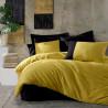 Parure de lit en Coton renforcé EFFEN - 2 places - 240 x 260cm (4 coloris au choix)