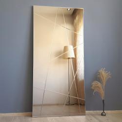 Miroir DIAGO - Fumé Ambre