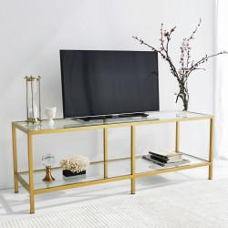 Meuble télé - GIULIA Gold