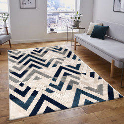 Tapis RAFT - Blue - 230 x 150 cm