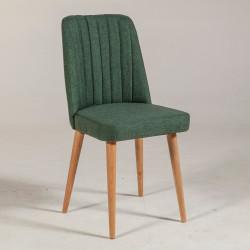 Chaise MINTY Chêne - 4 Coloris au choix