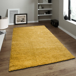 Tapis BOLD - Moutarde - 230 x 160 cm