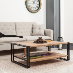Table basse INDUS - Chêne
