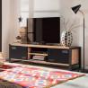 Meuble TV INDUS xL - Chêne