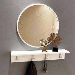Ensemble d'entrée DIAGO avec miroir ambré