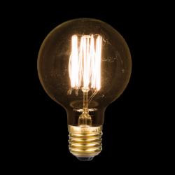 Ampoule décorative Edison GLOBE