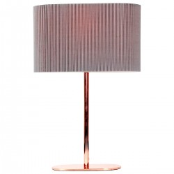 Lampe à poser LILY - Cuivrée