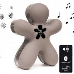 Diffuseur GEORGE Bluetooth soft touch - DOVE GREY - Mr&Mrs Fragrances