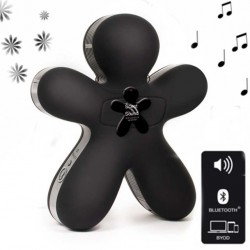 Diffuseur GEORGE Bluetooth soft touch - BLACK - Mr&Mrs Fragrances