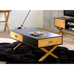 Table basse LIDIE Anthracite