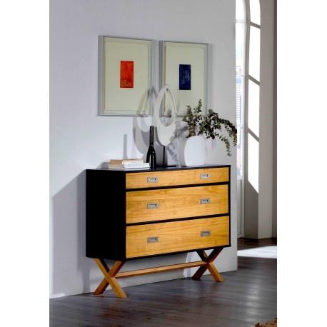 Commode LIDIE Anthracite