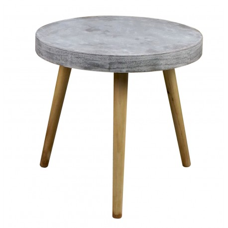Table GINGER Ronde