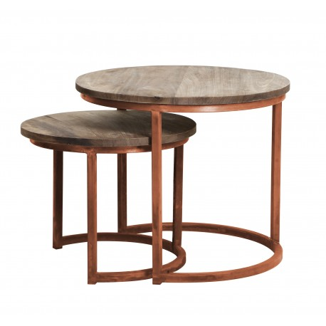 Duo de tables COZU