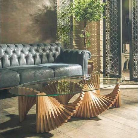 Table Basse COPENHAGUE - Noyer