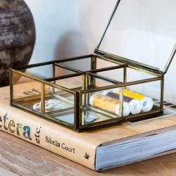 Coffret géant AXOR - S - Bronze / Verre & Miroir