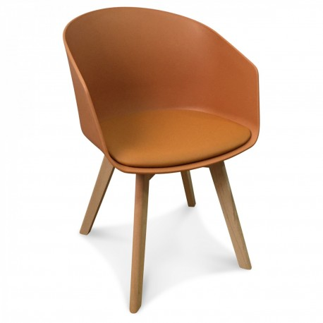 Fauteuil Northissima Camel
