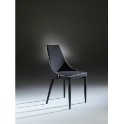 Chaise SCANDY Black