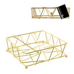 Porte serviettes filaire CORBY - Gold