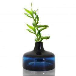 Vase OBY en verre soufflé Klein - SMALL