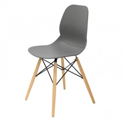 Chaise RUDY - GRIS