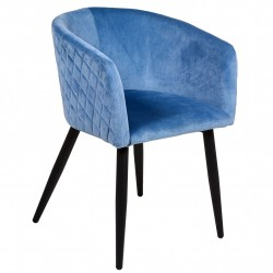 Chaise DENVY - Pastel Blue