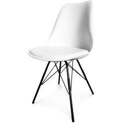 Chaise Northy - Black & White Edition