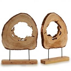 Sculpture naturelle WOODY - Large