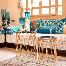 Duo de tables ANYA GOLD