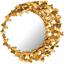 Miroir BORBOLETA - Gold