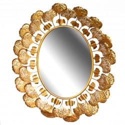 Miroir TREFOIL - Gold